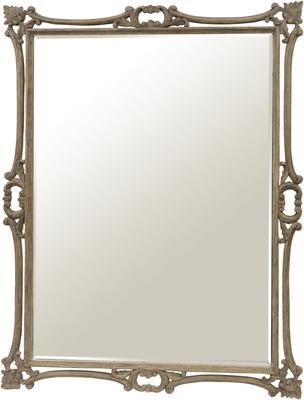 Roxborough Mindi Wood Rectangular Mirror Extra Large
