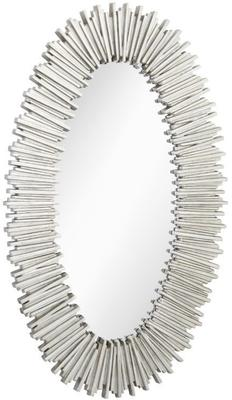Tulla Oval Mirror