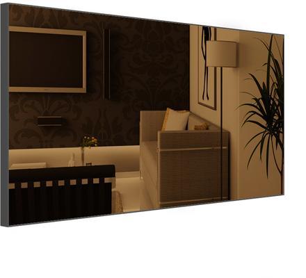 Popy Bronze Mirror rectangular