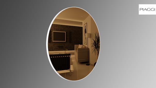 Popy Bronze Mirror round image 11