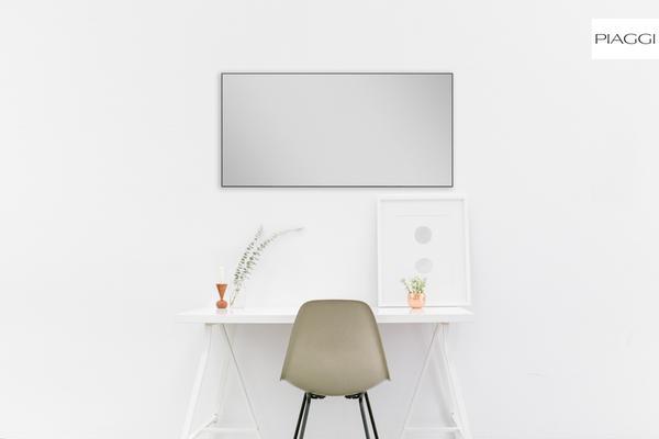 Popy Silver Mirror image 4