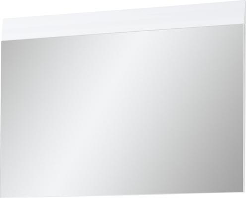 Adelle Mirror - White