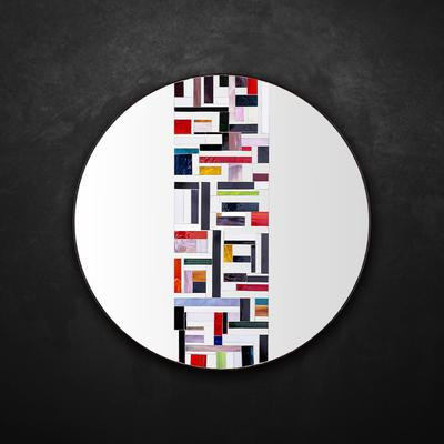 Abstract Single Mosaic Mirror