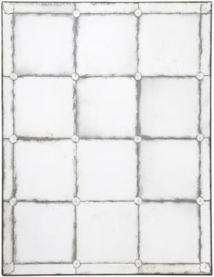 Santiago Mosaic Antique Mirror 12 Panels