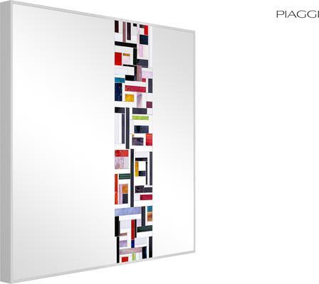 Square Single Mosaic Mirror image 6