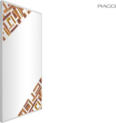 Abstract Rectangle Double Mosaic Mirror image 12