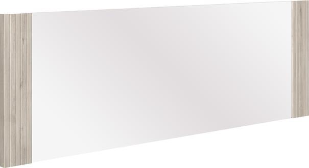 Aston Rectangular Mirror - Light Oak or Black Edge image 5