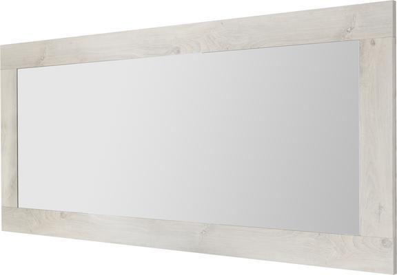 Como Mirror  - White Pine Finish image 2