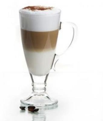 Pair Of Coffee Glasses Dalia 270ml