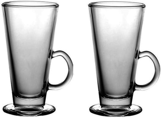 Boston Latte Glasses 260ml image 3