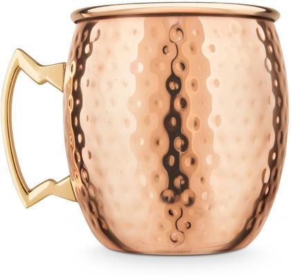 Copper Moscow Mule Mug image 2
