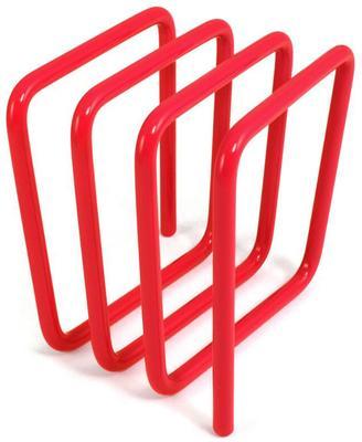 Block Letter Rack - Red