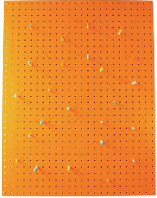 Block Large PegBoard (Orange) image 3
