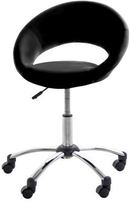 Plump desk chair