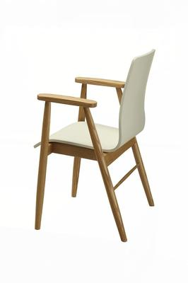Jual Retro Wooden Armchair PC707 image 4