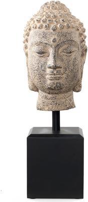 Stone Buddha Head image 2
