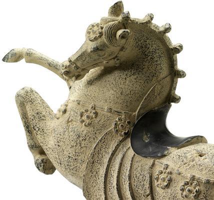 Large Stone Horse image 4