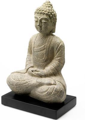 Stone Seated Buddha image 2
