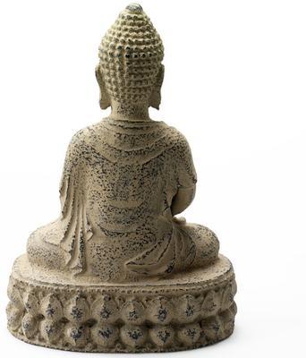 Small Seated Buddha image 4