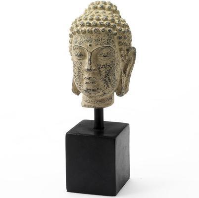Small Stone Buddha Head