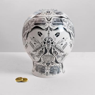 Porcelain Money Box