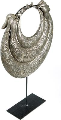 Miao Three Part Necklace on Stand image 2