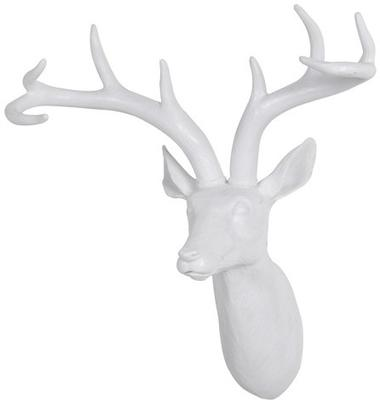 Resin Stag Head