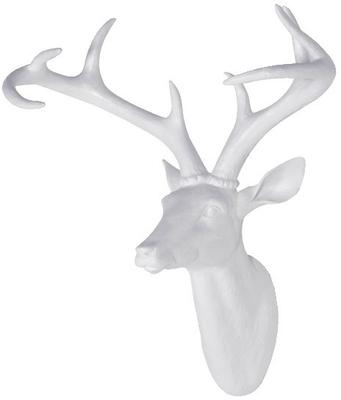 Resin Stag Head image 2
