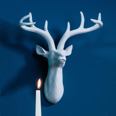 Resin Stag Head image 5