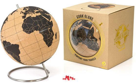 Suck UK Cork Globe image 2