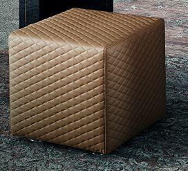 Nightfly pouffe