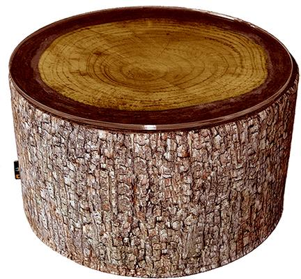 Forest Heavyweight Pouf image 2