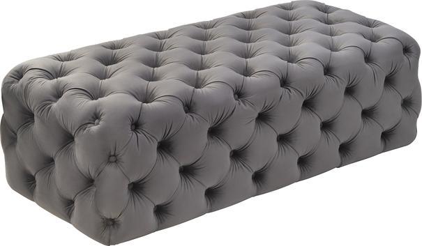 Elgard Rectangular Buttoned Bench image 4