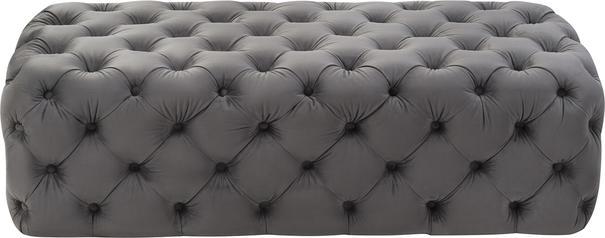 Elgard Rectangular Buttoned Bench image 5