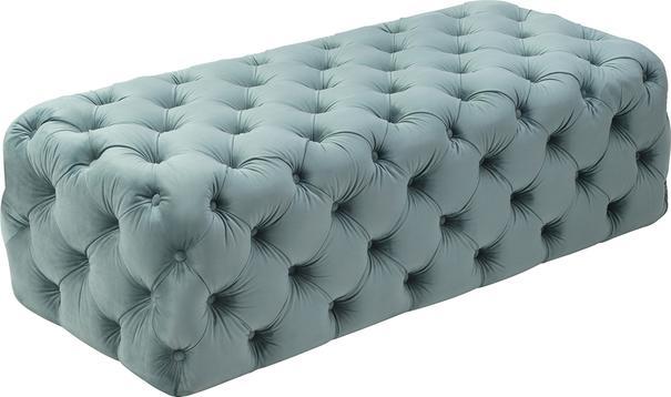 Elgard Rectangular Buttoned Bench image 10