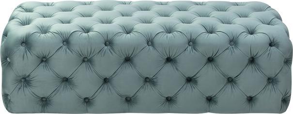 Elgard Rectangular Buttoned Bench image 11