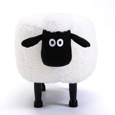 Sian the Sheep Footstool image 2