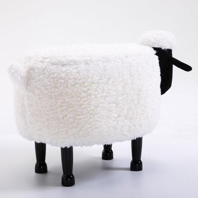 Sian the Sheep Footstool image 3