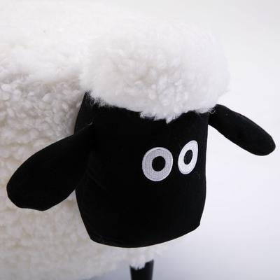 Sian the Sheep Footstool image 4