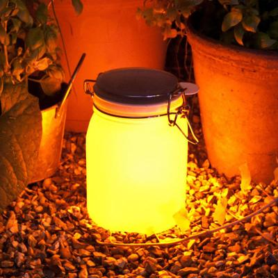Suck UK Sun Jar - Yellow