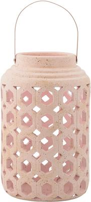 Bloomingville Ceramic Lantern - Blush image 3