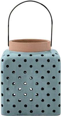 Bloomingville Succulent Ceramic Lantern Ethnic