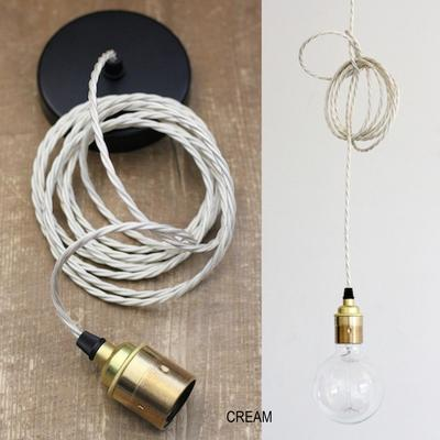 Nostalgia Lights Industrial style Edsion Pendant Set - S Ring - Brass image 4