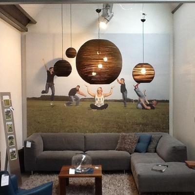 Graypants Drum Pendant Lamp image 6