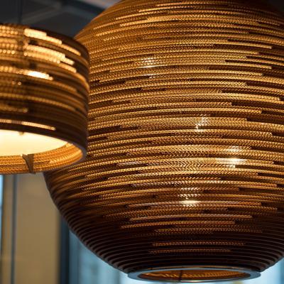Graypants Drum Pendant Lamp image 7
