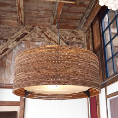 Graypants Drum Pendant Lamp image 9