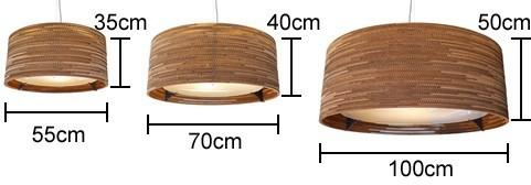 Graypants Drum Pendant Lamp image 10