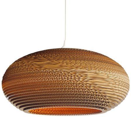 Graypants Disc Pendant Lamp image 2