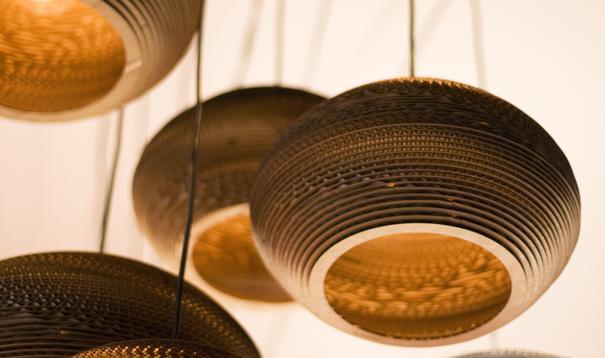 Graypants Disc Pendant Lamp image 3