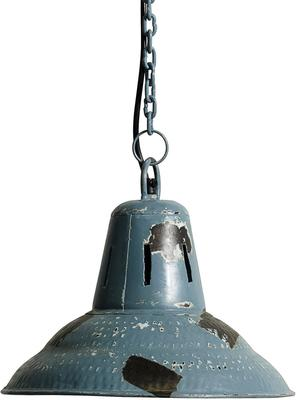 Distressed Industrial Hanging Lamp
